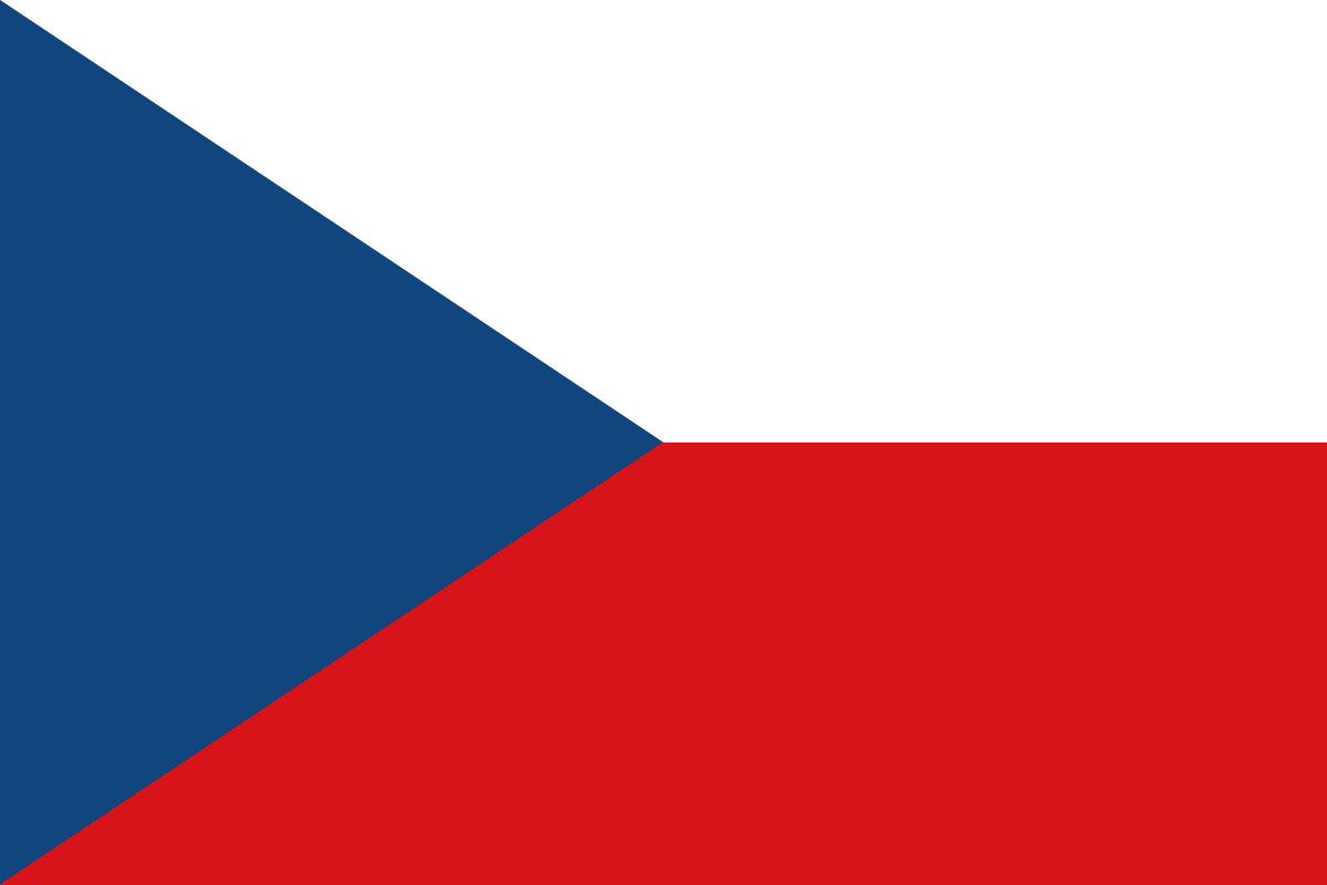 CZECH REPUBLIC Most Autodrom Flag